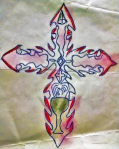 cross-goblet
