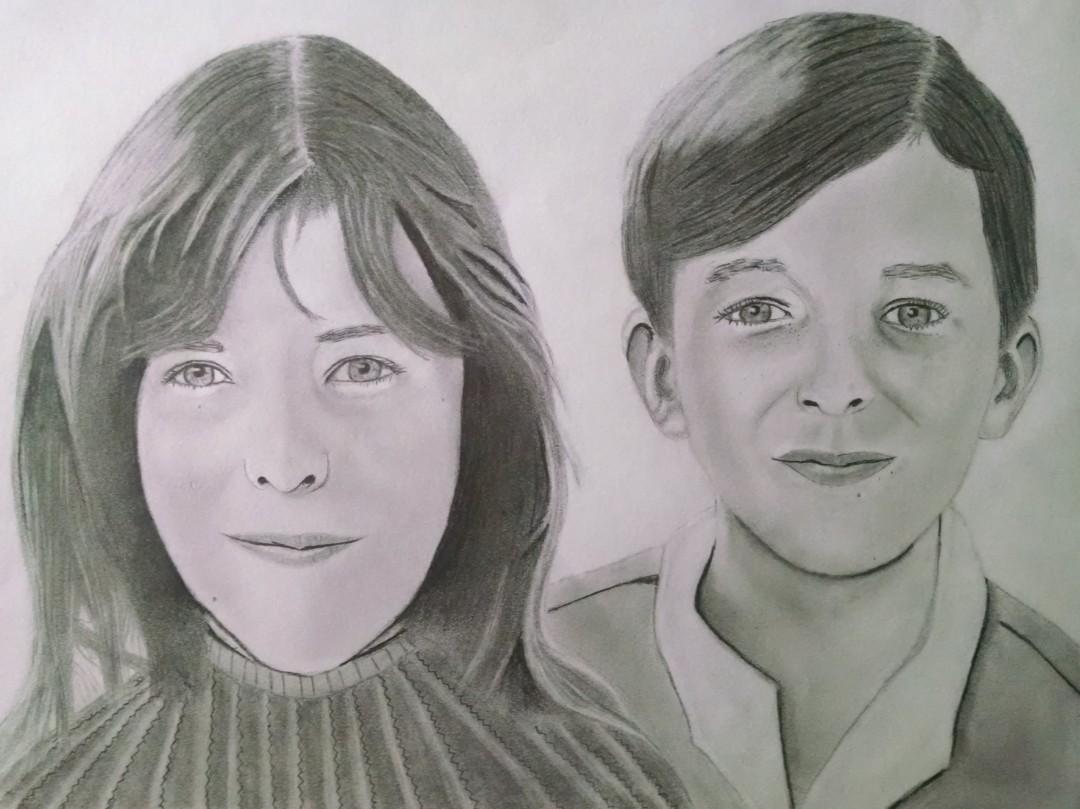 Rick and Missy by Robert Davis